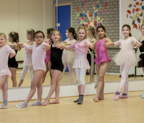 B7Y1143 klassiek ballet