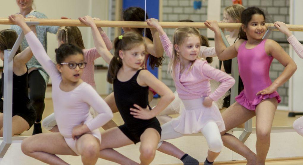 B7Y1173 klassiek ballet