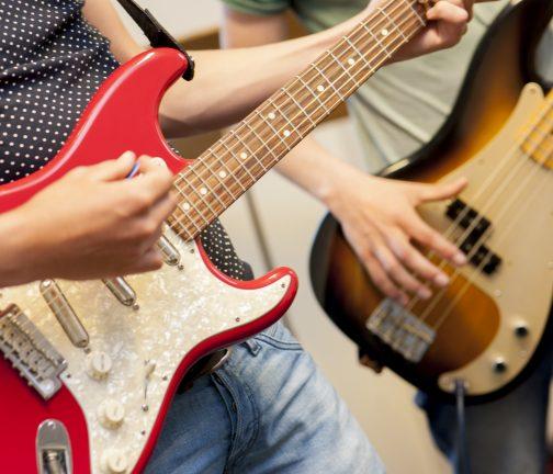 Basgitaar / Elektrisch gitaar