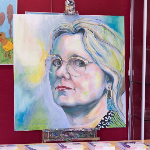 Esther Eggink | Tekenen & schilderen volwassenen